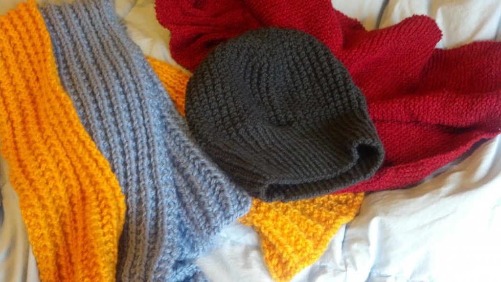 Recent Knitting Projects